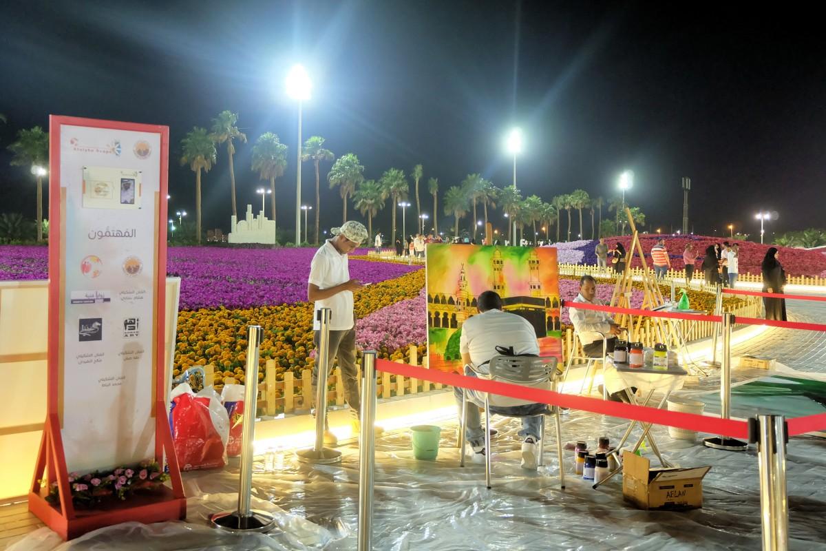 Yanbu Flower Festival 2018-14
