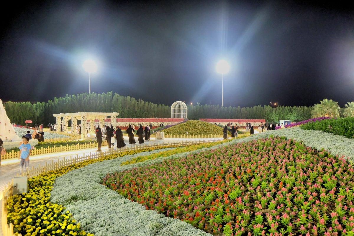 Yanbu Flower Festival 2018-15