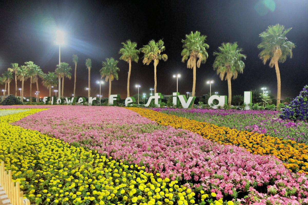 Yanbu Flower Festival 2018-18