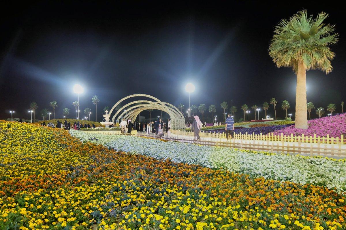 Yanbu Flower Festival 2018-20