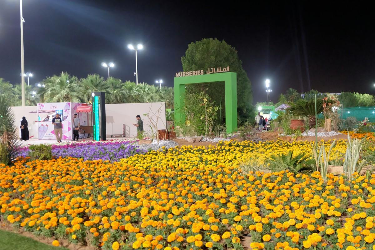Yanbu Flower Festival 2018-3