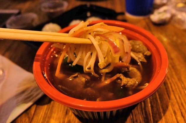 Mr.Pings Beef Noodles