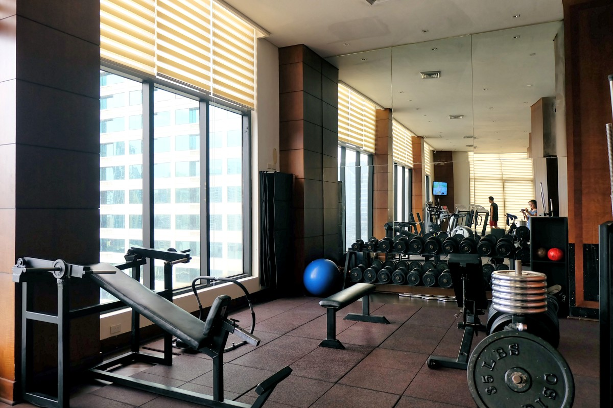 City Garden Hotel Makati Gym