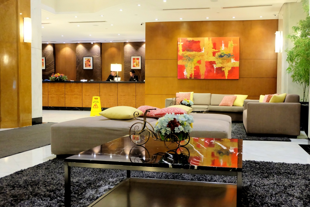 Hotel Review: City Garden Hotel Makati
