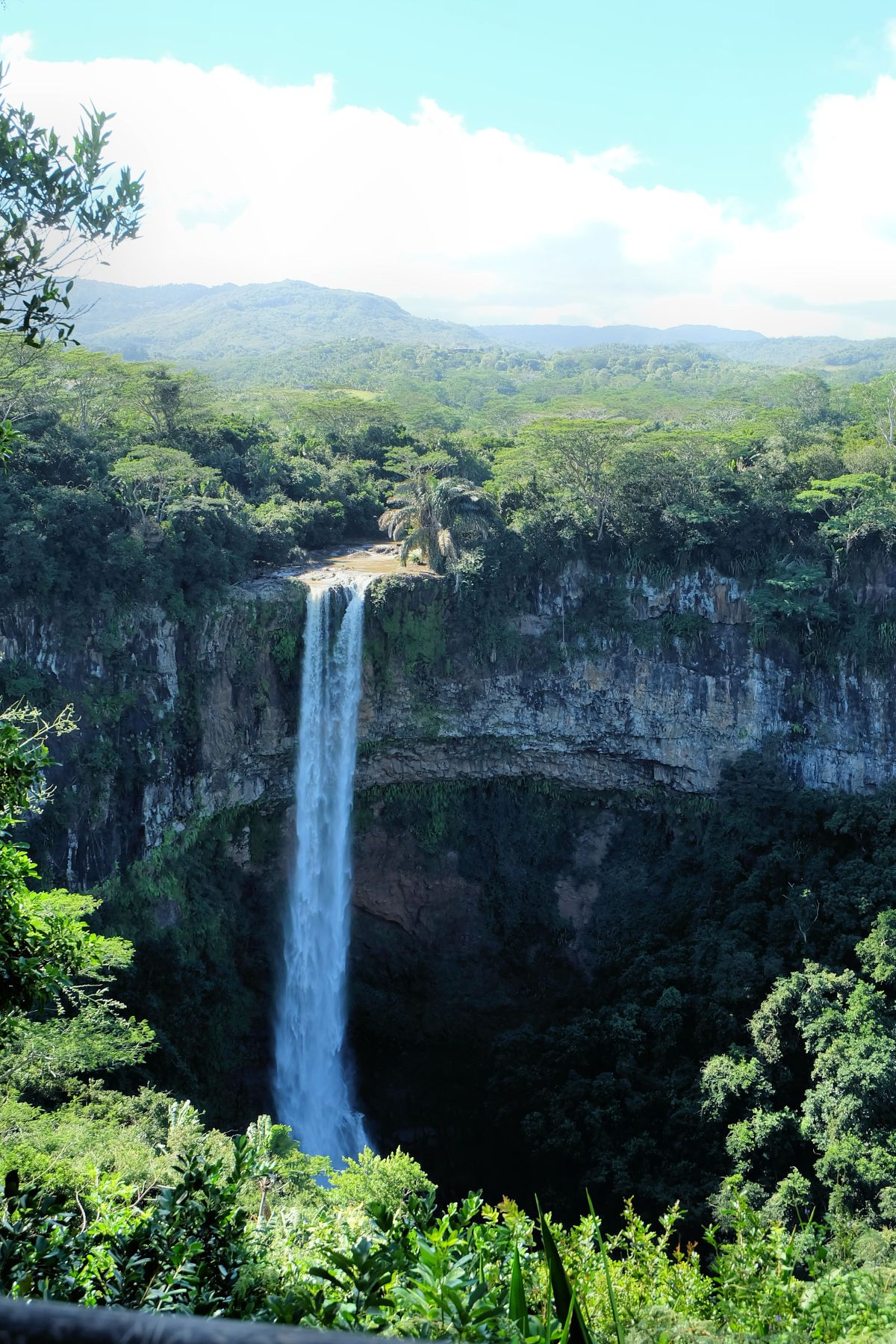Chamarel Waterfall-03
