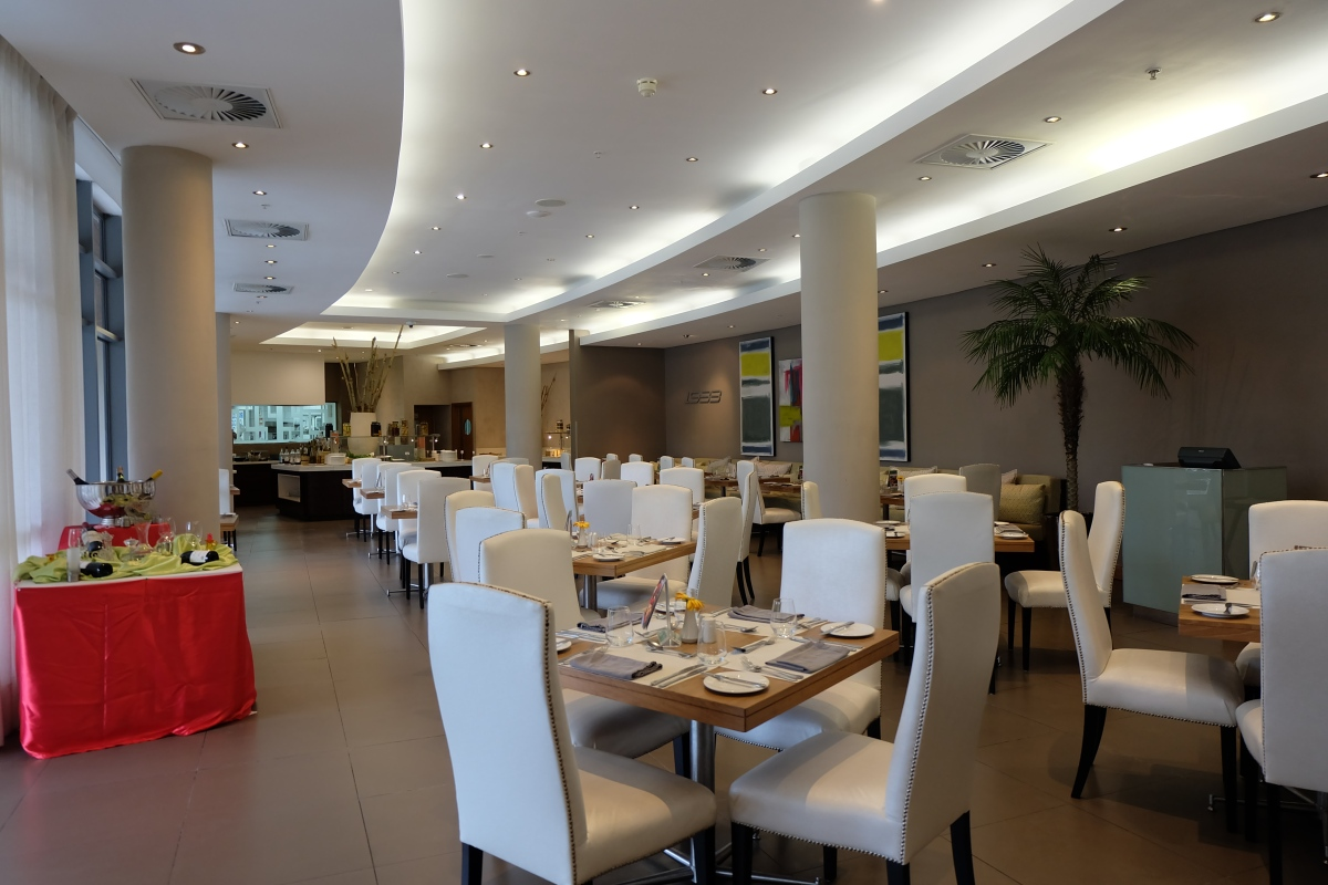 Holiday Inn Mon Tresor Restaurant