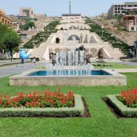 Armenia: 20 Photos of 'The Cascade' in Yerevan