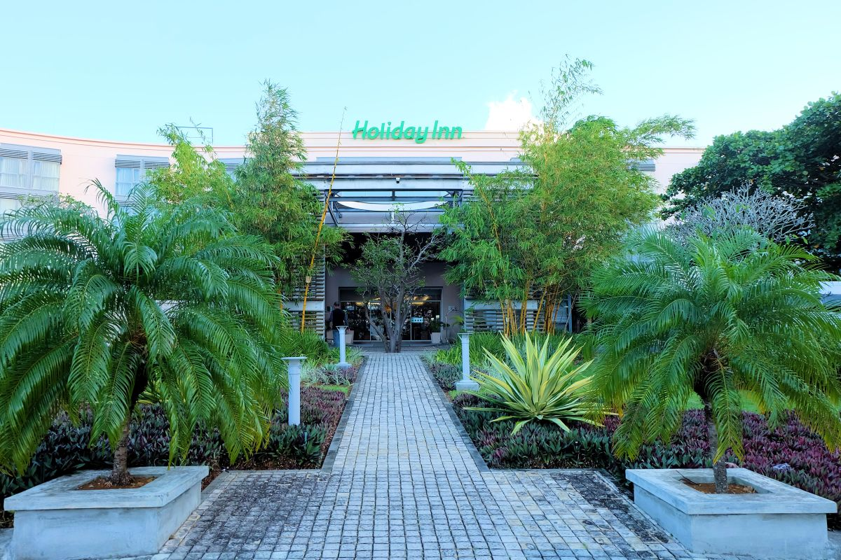 Holiday Inn Mon Tresor Garden