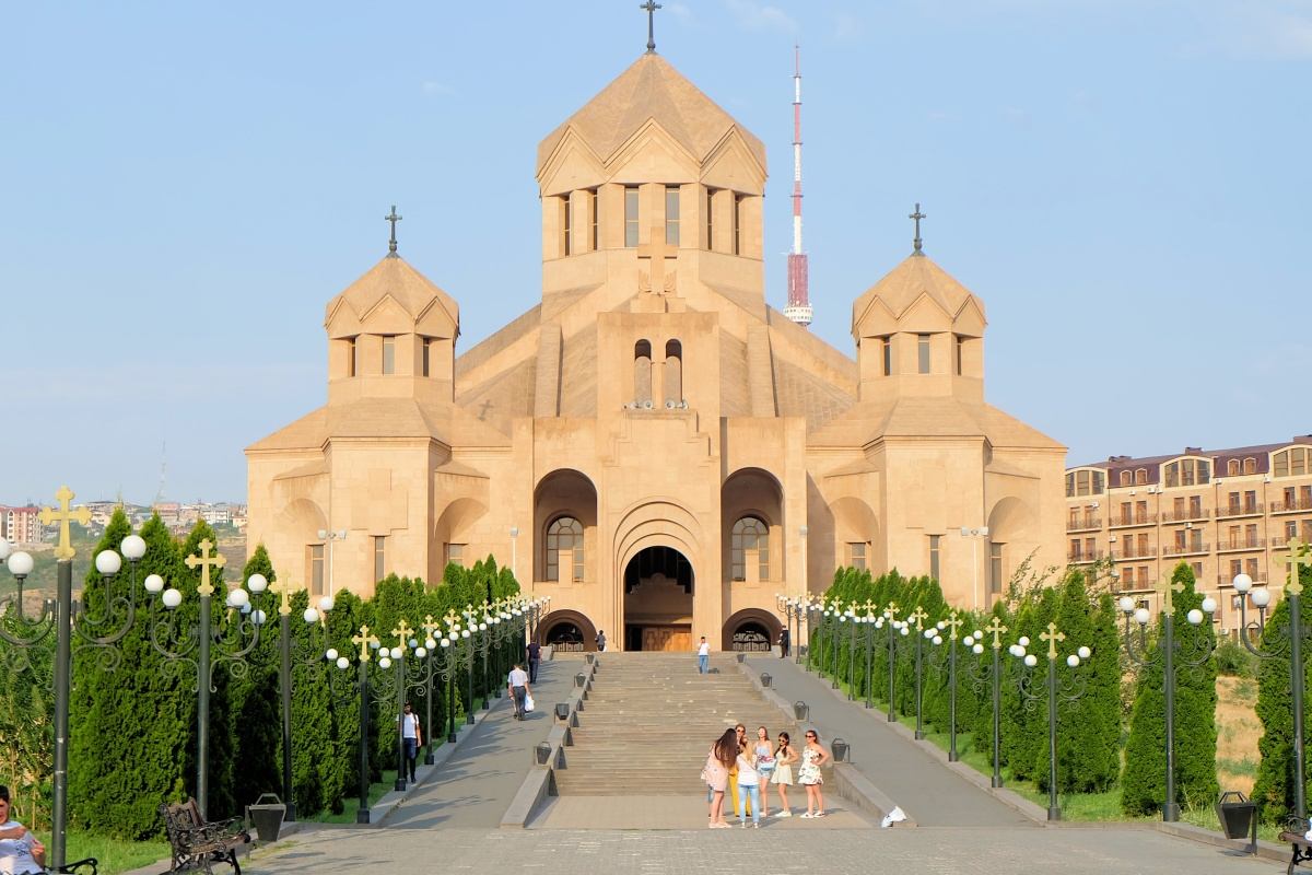 Yerevan Church01