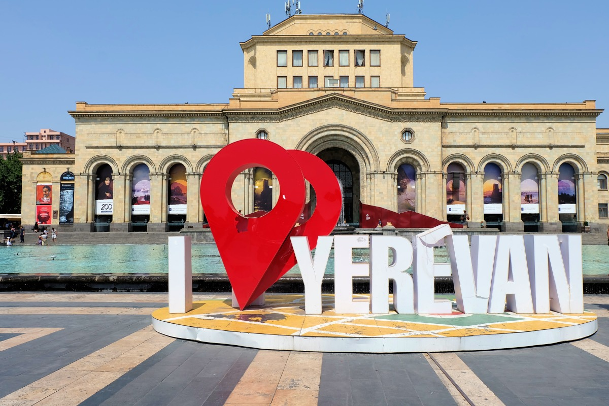 Armenia: 10 Interesting Sites in Yerevan (For First Time Visitors)
