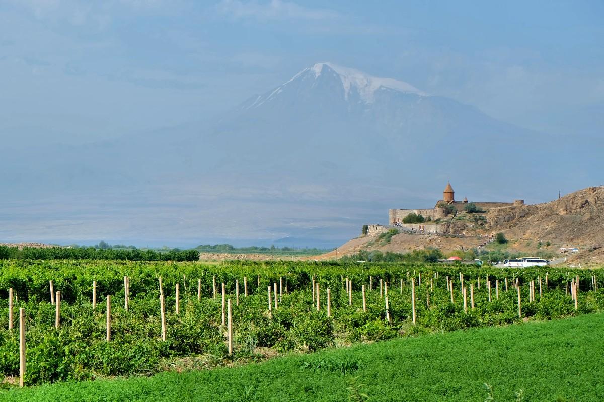 Armenia: Exploring Ararat Province + Wine Tasting