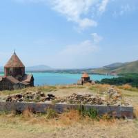 Armenia: Scenic Lake Sevan & Sevanavank Monastery