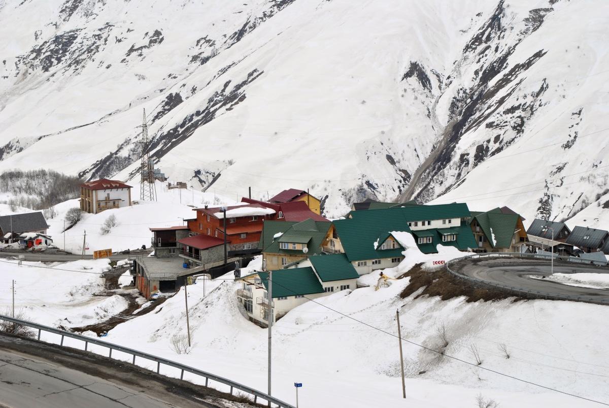 Gudauri Snow1