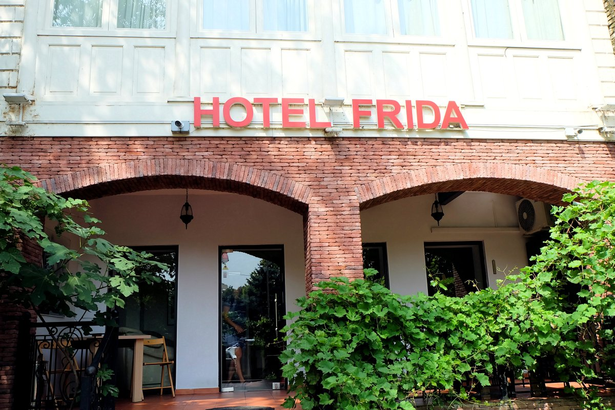 Hotel Frida: Charming Budget Hotel in Old Town, Tbilisi