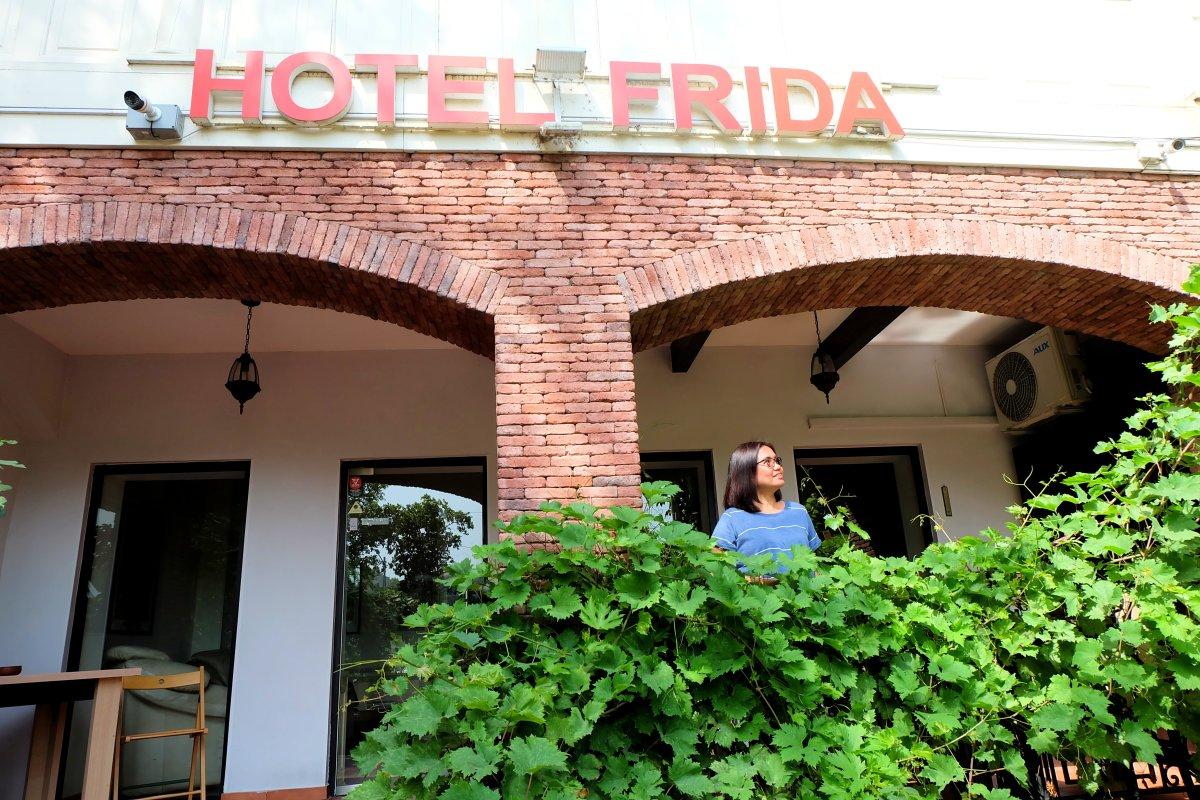 Hotel Frida Front1