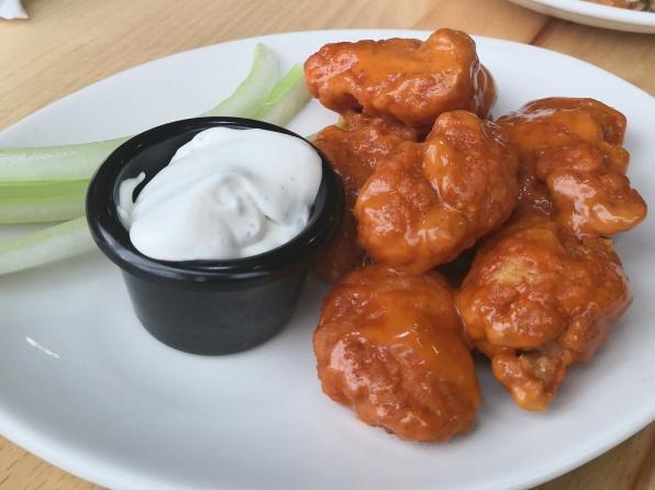 Spicy Boneless Chicken