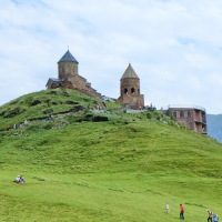 Georgia: Day-Trip to Ananuri, Gudauri and Kazbegi from Tbilisi