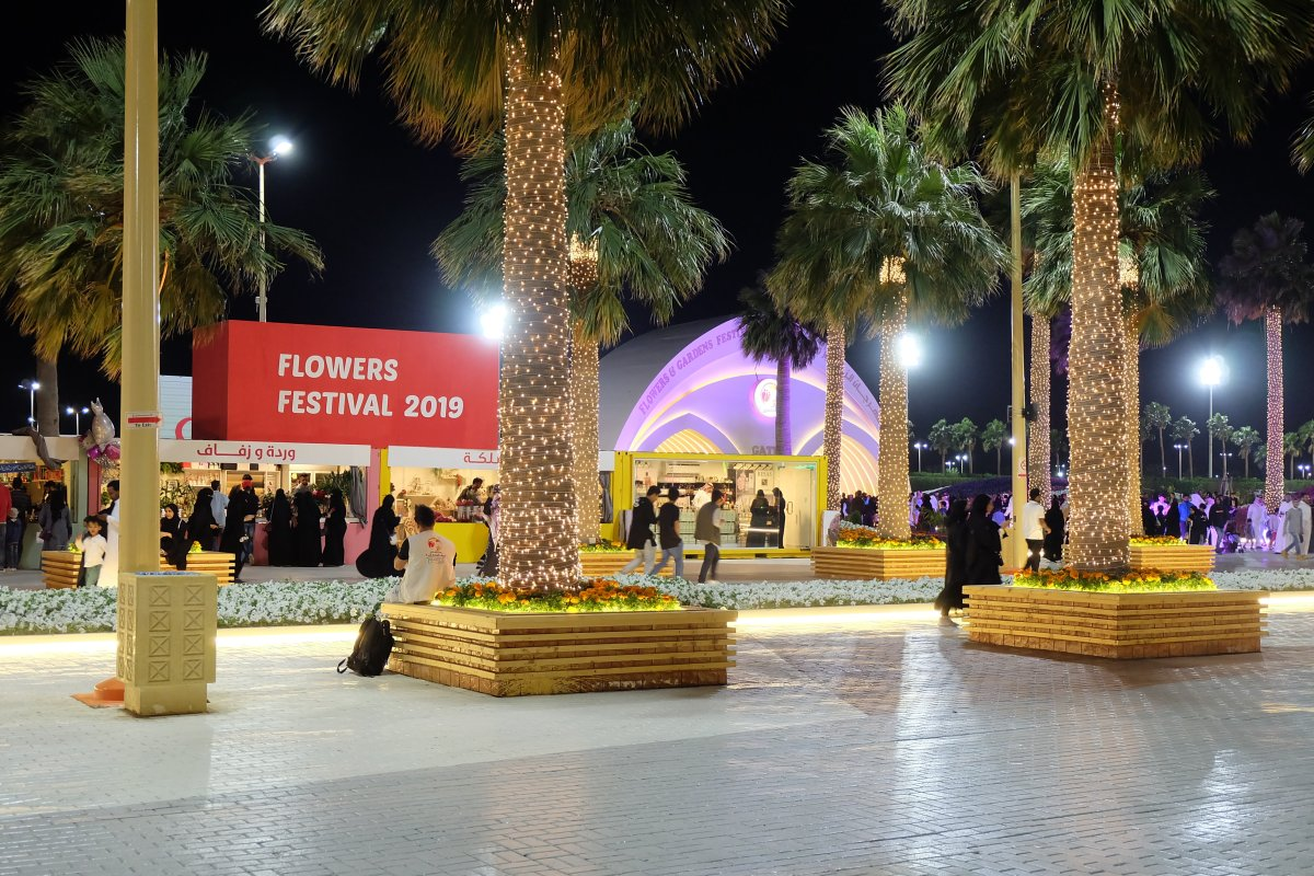 Photo Gallery: Yanbu Flower Festival 2019