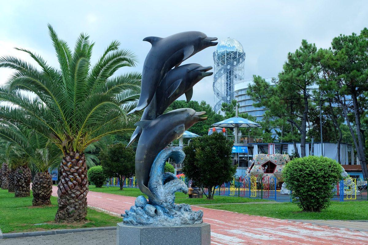 Batumi, Georgia Childrens Playground