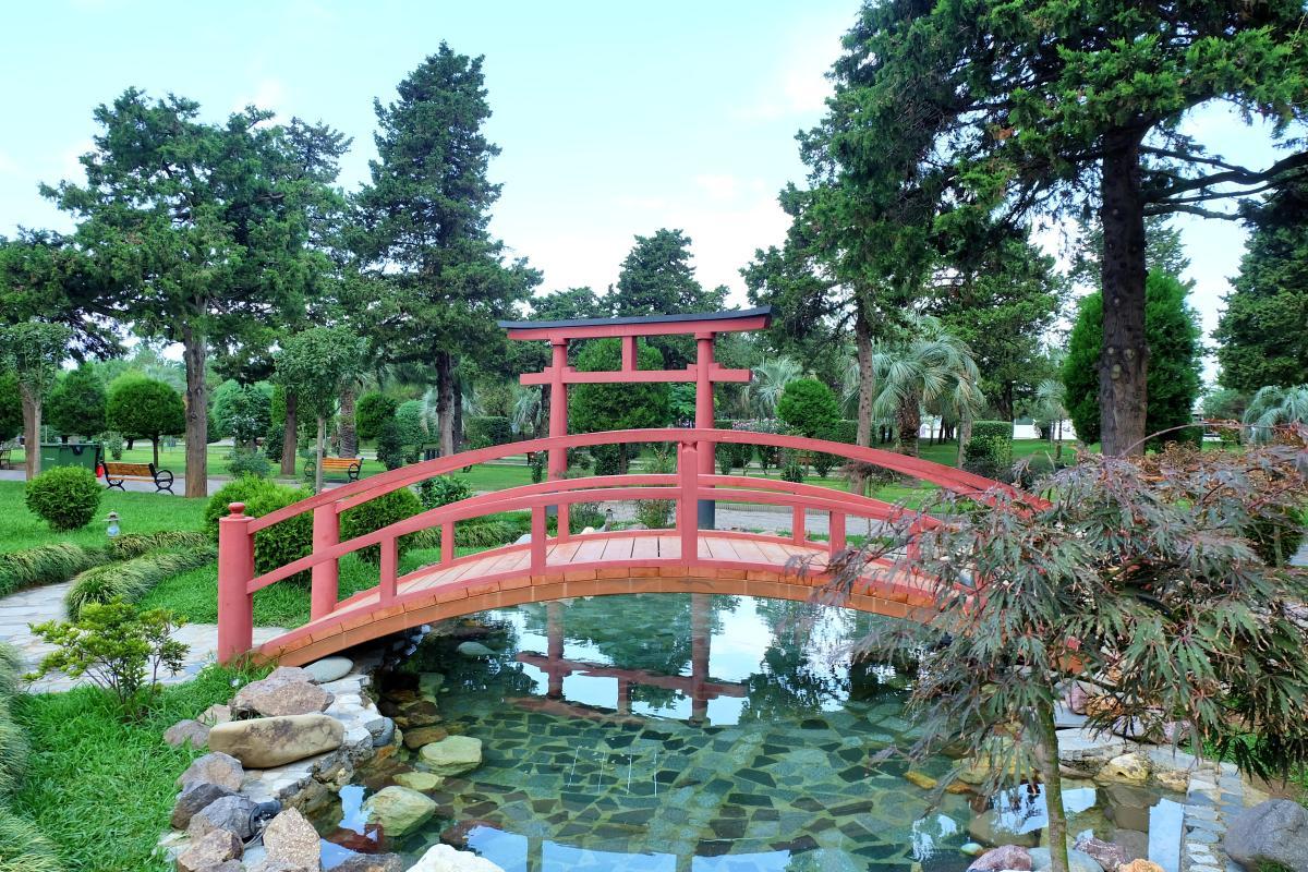 Batumi, Georgia Japanese Garden 02