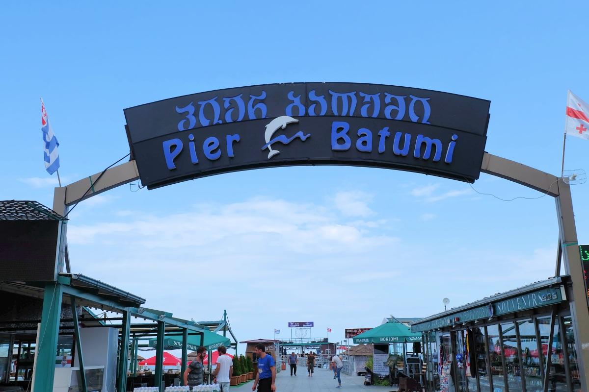 Batumi Peir