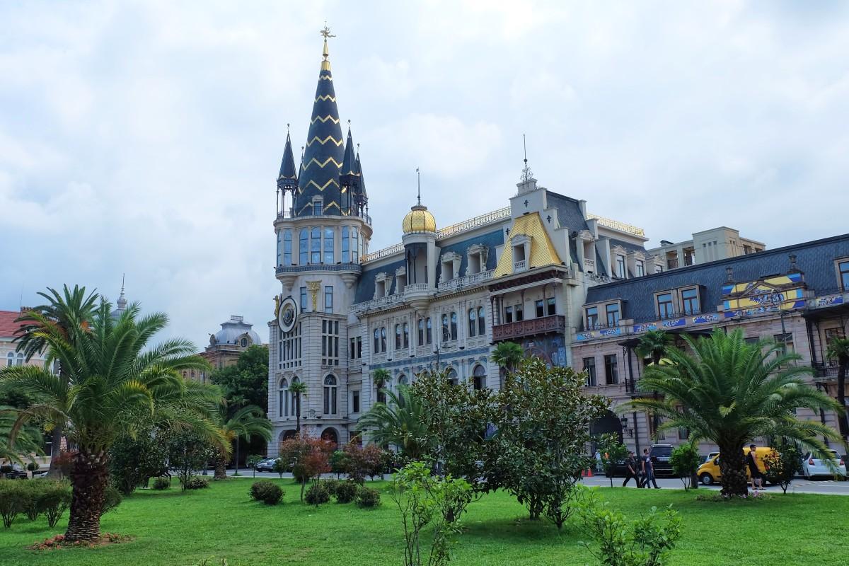 Batumi Europe Square 03