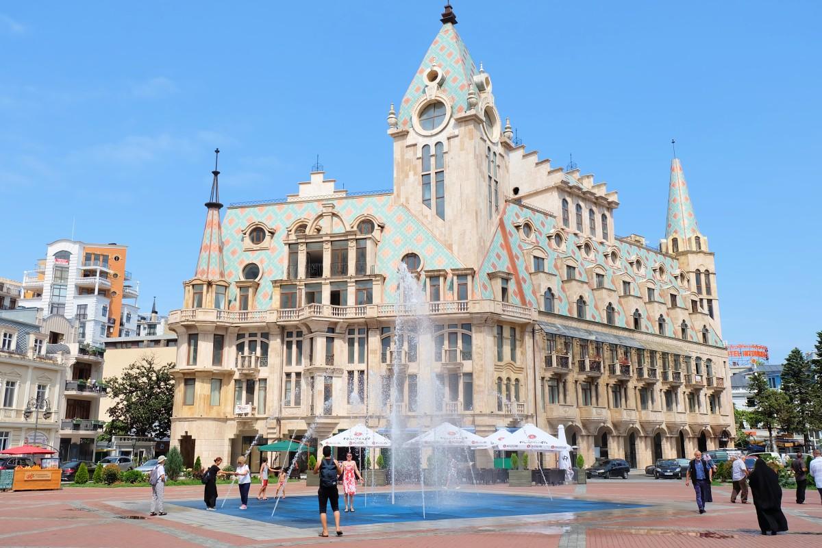 Batumi Europe Square 06