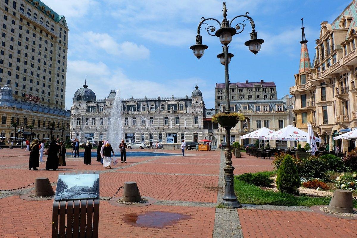 Batumi Europe Square