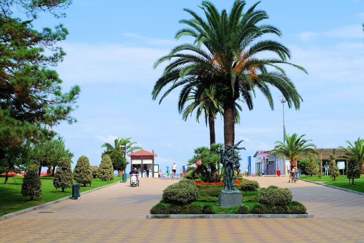 Batumi Park 01