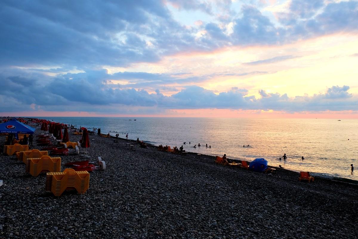 Batumi Sunset 02