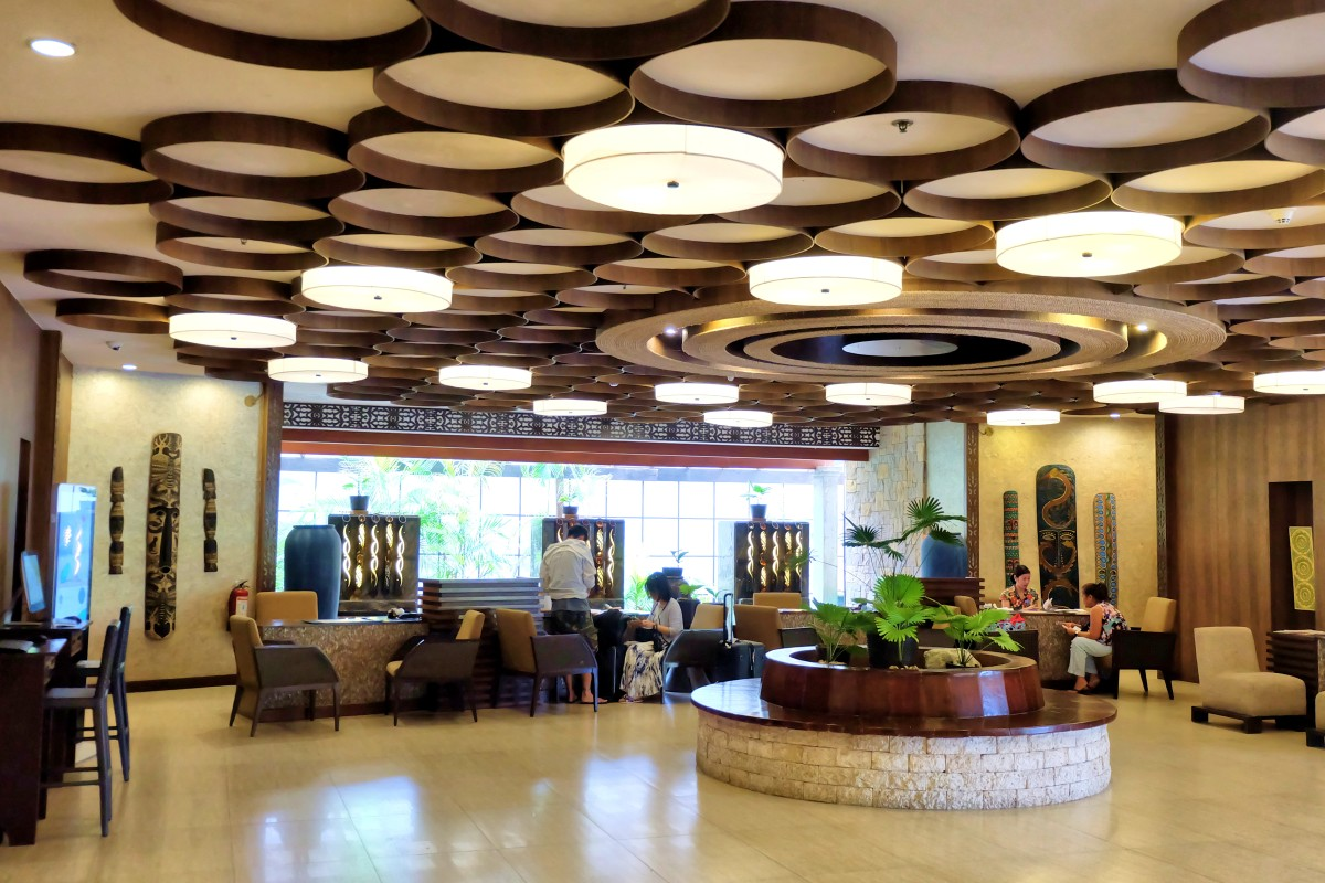 Bellevue Lobby