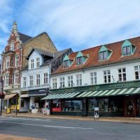 A Quick Visit of Odense and Frederikshavn, Denmark