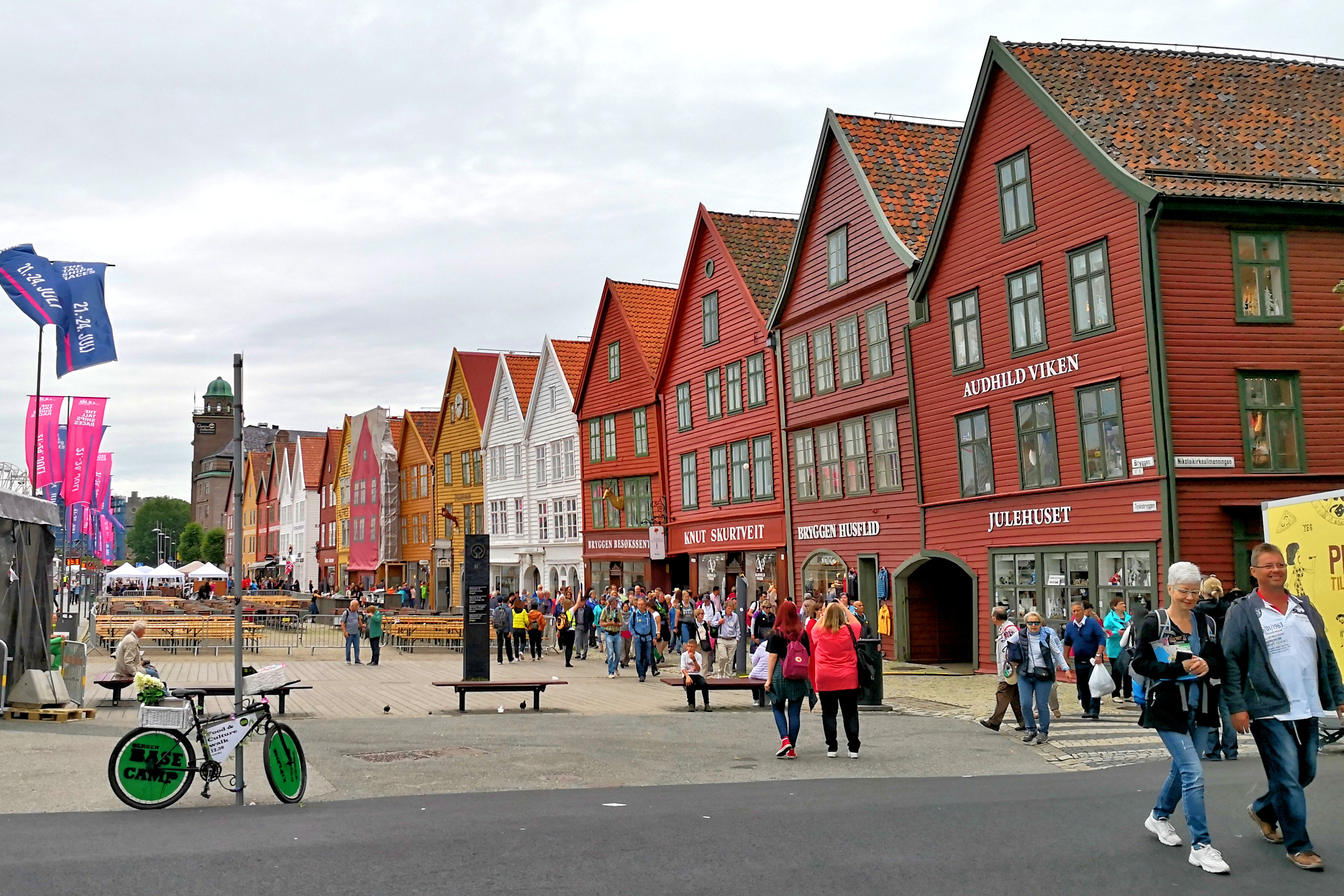 Exploring Bergen: The Old Capital Of Norway – Food and Travel Moments