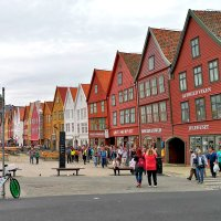 Exploring Bergen: The Old Capital Of Norway