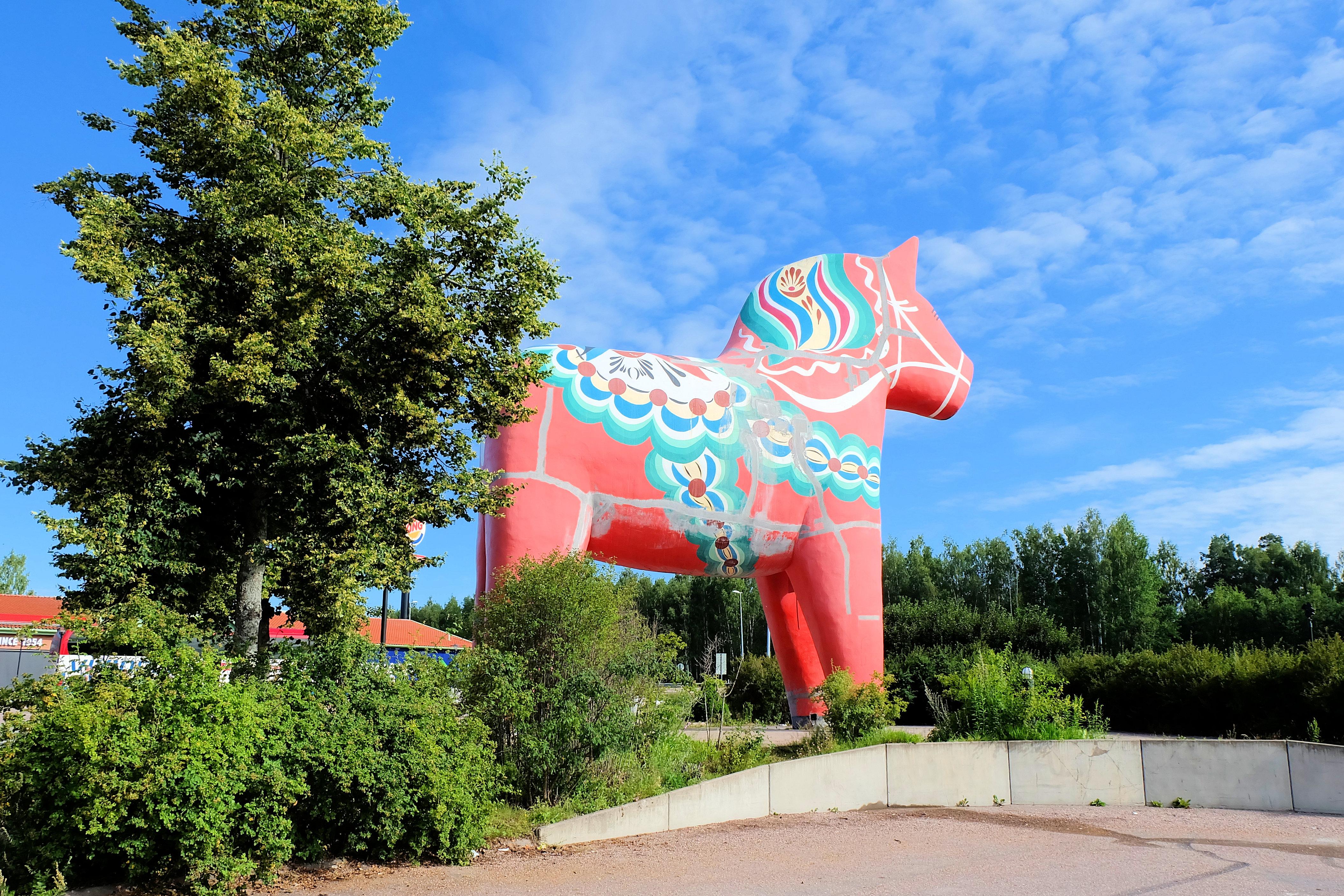 Dala Horse Huge