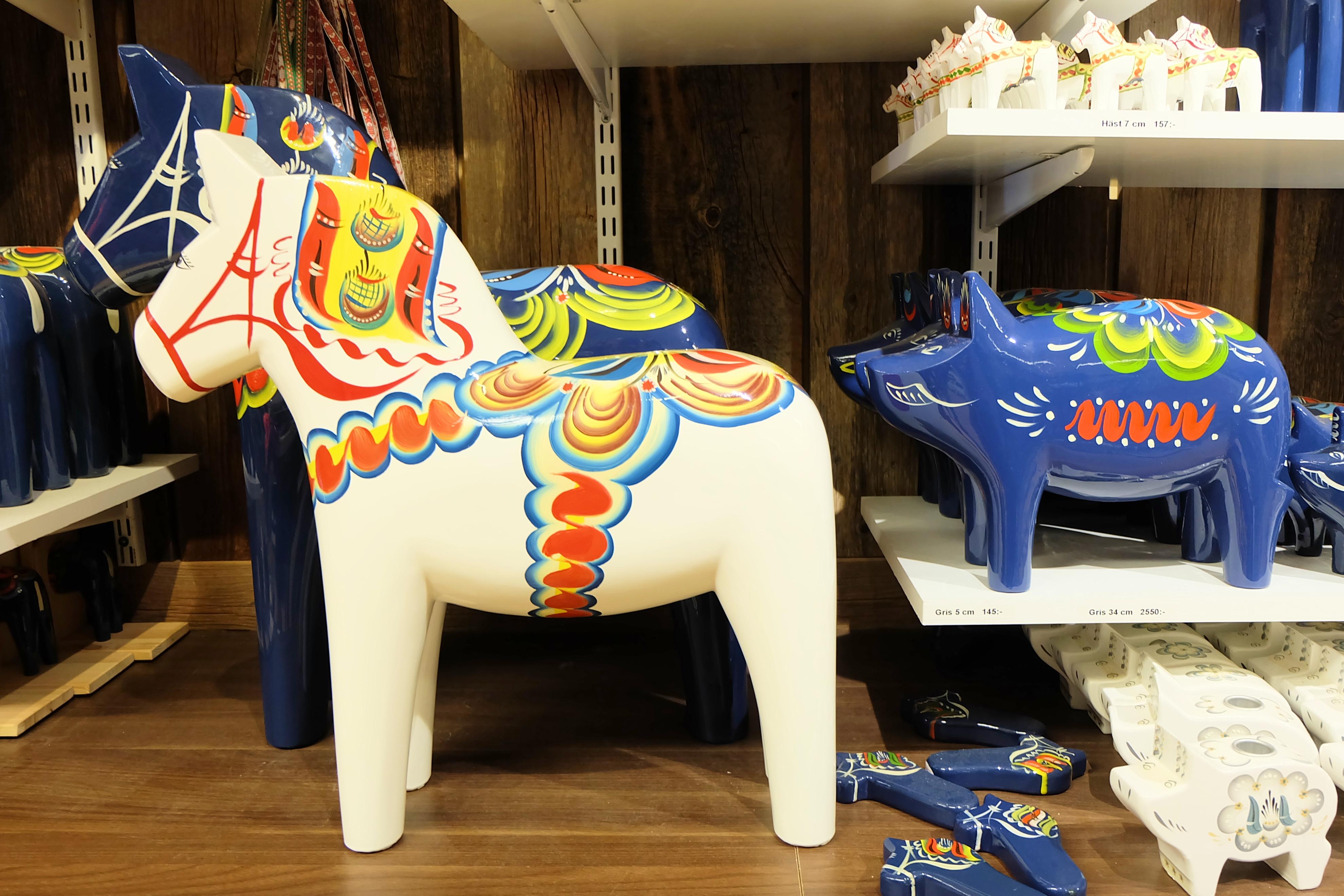 Dala Horse 02