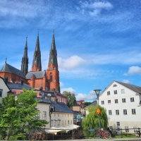 Exploring Uppsala: Sweden's Old Capital