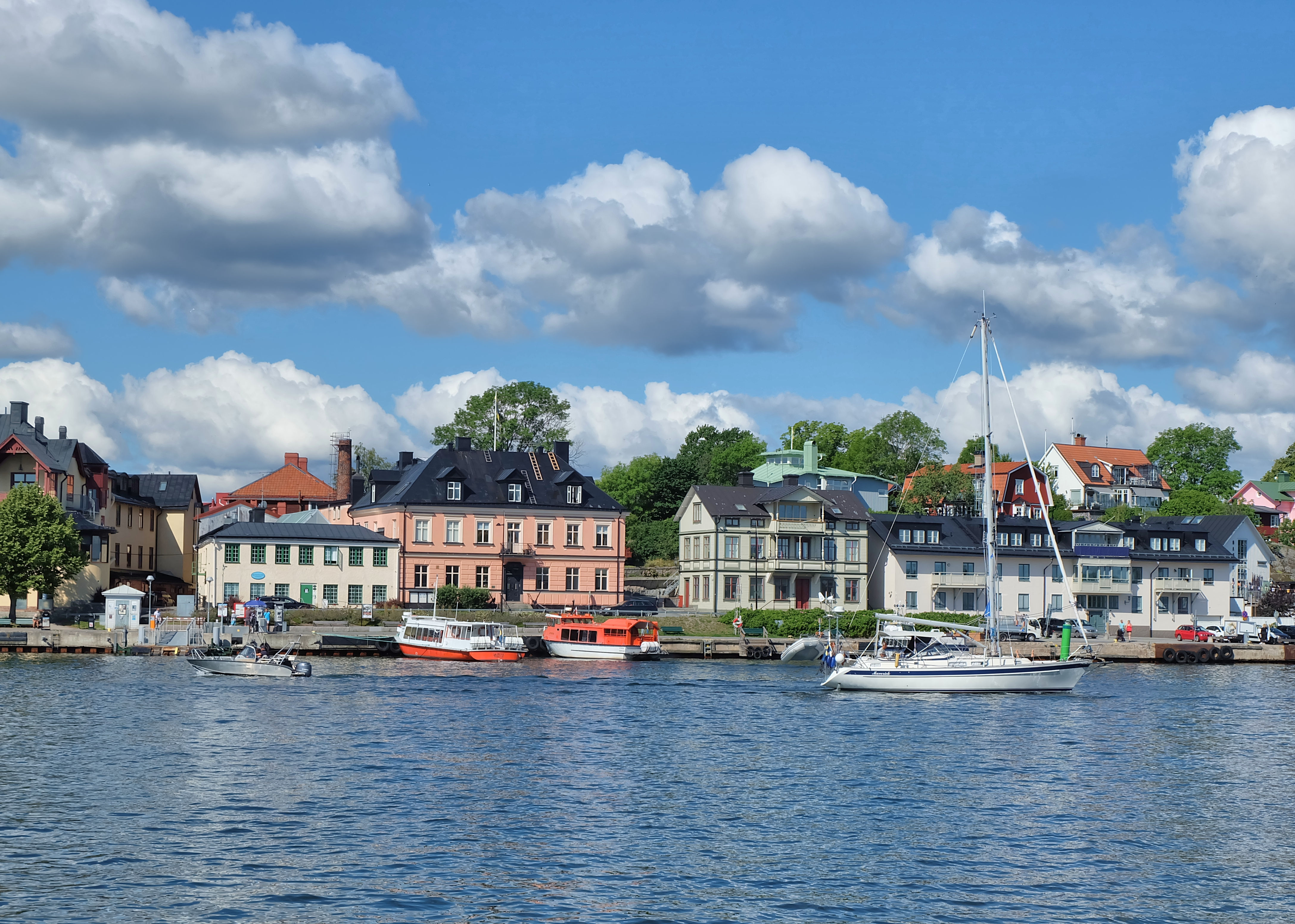 Vaxholm, Sweden IV