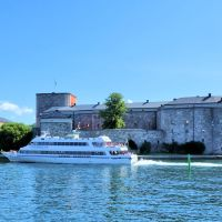 Exploring The 16th-Century Fortress Of Vaxholm, Sweden
